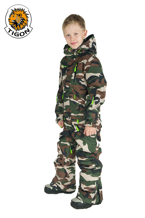 Tigon Junior Military (boy)